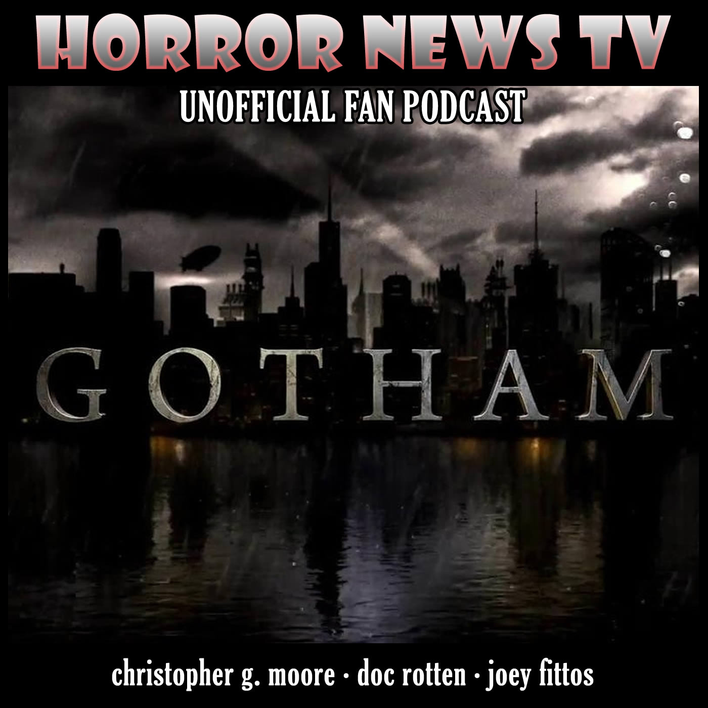 Gotham Fan Podcast on Horror News TV