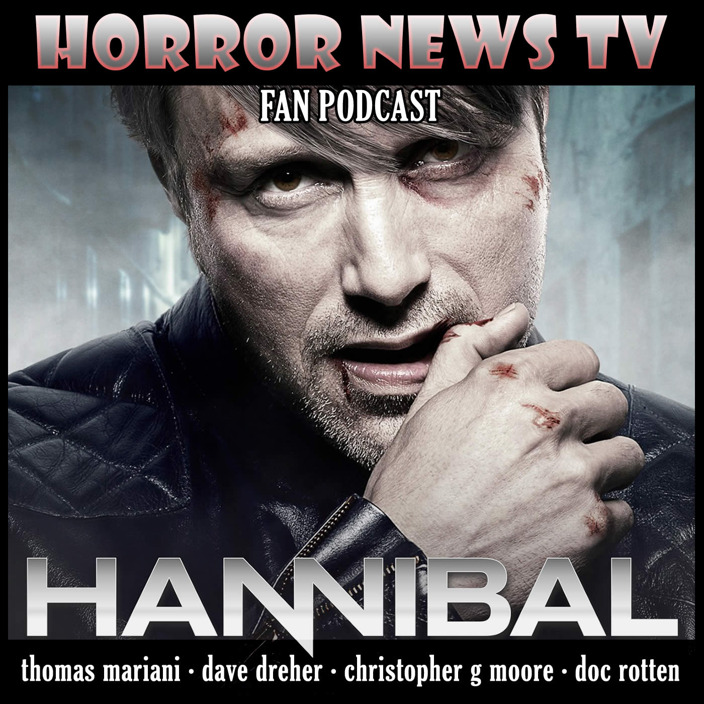 The  Hannibal Fan Podcast on Horror News TV