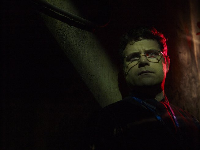 THE STRAIN -- Pictured: Sean Astin as Jim Kent. CR.  Frank Ockenfels/FX