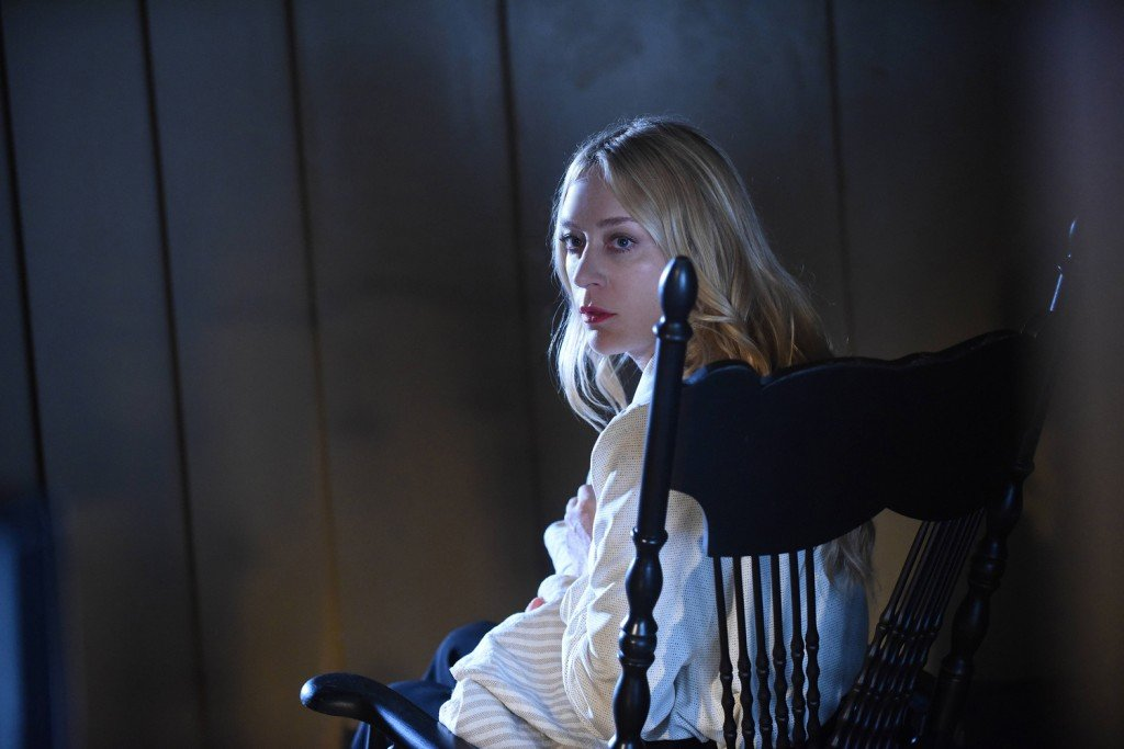 """AMERICAN HORROR STORY -- """"Room 33"""" Episode 506 (Airs Wednesday, November 11, 10:00 pm/ep) Pictured: Chloe Sevigny as Alex Lowe. CR: Ray Mickshaw/FX"""